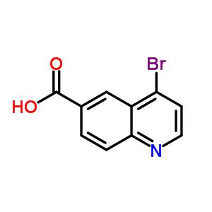 219763-87-8 4-bromoquinoline-6-carboxylic acid