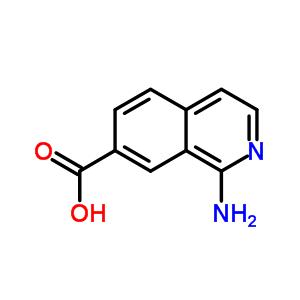 221050-71-1 1-aminoisoquinoline-7-carboxylic acid