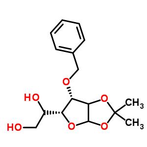 22529-61-9 1-[(5R,6S)-6-benzyloxy-2,2-dimethyl-3a,5,6,6a-tetrahydrofuro[4,5-d][1,3]dioxol-5-yl]ethane-1,2-diol