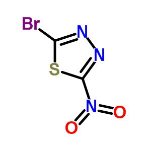 2-溴-5-硝基-1,3,4-噻二唑 22758-10-7