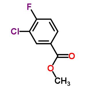 234082-35-0 methyl 3-chloro-4-fluorobenzoate