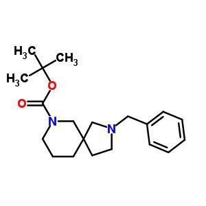 236406-46-5 tert-butyl 2-benzyl-2,7-diazaspiro[4.5]decane-7-carboxylate