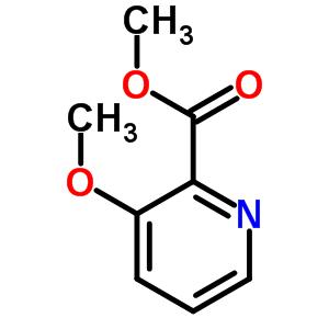 24059-83-4 methyl 3-methoxypyridine-2-carboxylate