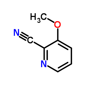 24059-89-0 3-methoxypyridine-2-carbonitrile
