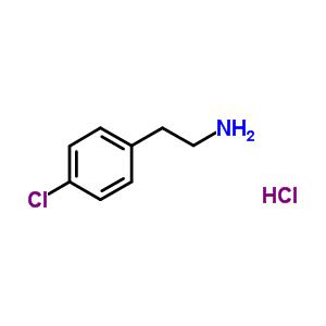 2492-83-3 2-(4-chlorophenyl)ethanamine hydrochloride (1:1)
