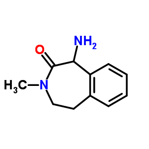 253324-91-3 1-amino-3-methyl-1,3,4,5-tetrahydro-2H-3-benzazepin-2-one