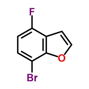 253429-31-1 7-bromo-4-fluoro-1-benzofuran