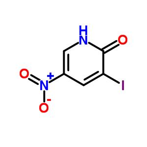 25391-58-6 3-iodo-5-nitropyridin-2(1H)-one