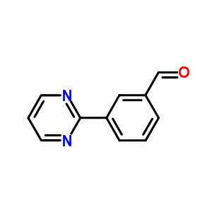 263349-22-0 3-(pyrimidin-2-yl)benzaldehyde