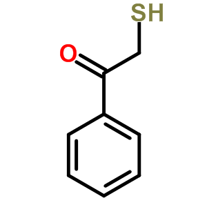 26824-02-2 1-phenyl-2-sulfanylethanone
