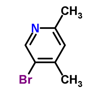 27063-92-9 5-bromo-2,4-dimethylpyridine