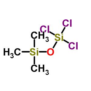 三甲基硅氧基三氯硅烷 2750-45-0
