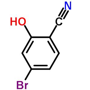 4-bromo-2-hydroxybenzonitrile 288067-35-6