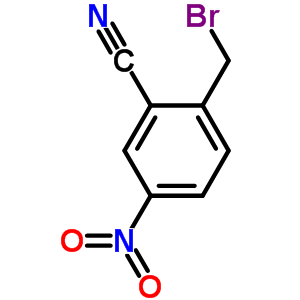 288252-67-5 2-(bromomethyl)-5-nitrobenzonitrile