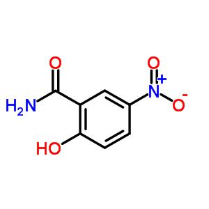 2912-78-9 2-hydroxy-5-nitrobenzamide