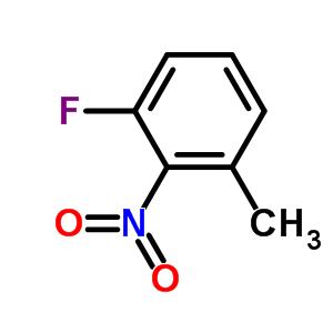 3013-27-2 1-Fluoro-3-methyl-2-nitrobenzene