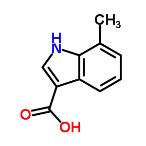 30448-16-9 7-methyl-1H-indole-3-carboxylic acid