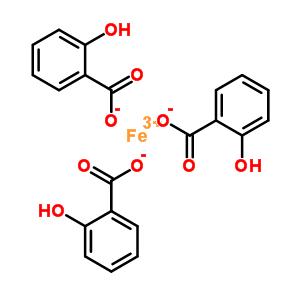 30492-15-0 iron(3+) tris(2-hydroxybenzoate)