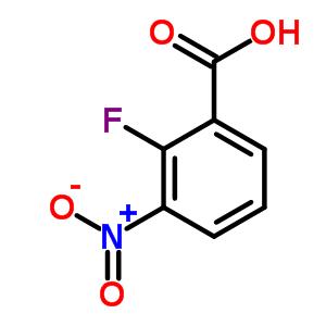 2-氟-3-硝基苯甲酸 317-46-4