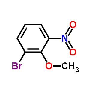 31872-76-1;98775-19-0 1-bromo-2-methoxy-3-nitrobenzene