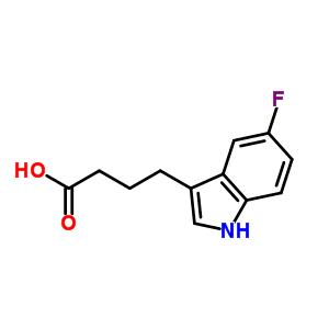 5-氟吲哚-3-丁酸 319-72-2