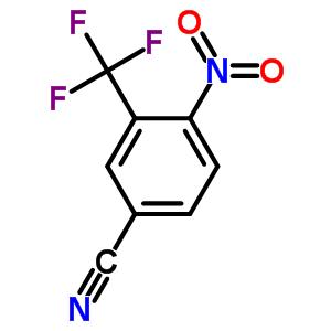 320-36-5 4-Nitro-3-(trifluoromethyl)benzonitrile