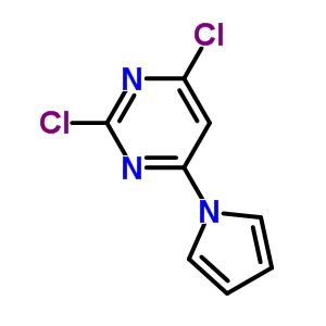 321328-97-6 2,4-dichloro-6-(1H-pyrrol-1-yl)pyrimidine