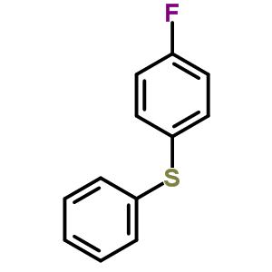 330-85-8 1-fluoro-4-(phenylsulfanyl)benzene
