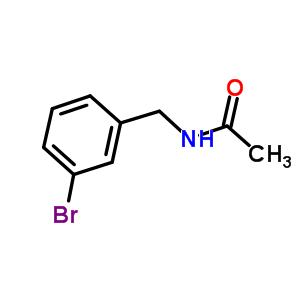 337535-82-7 N-(3-bromobenzyl)acetamide