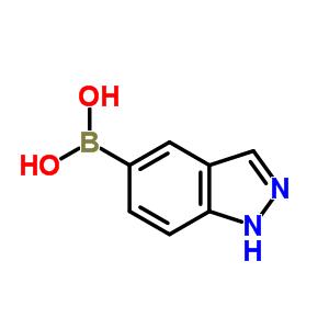338454-14-1 1H-indazol-5-ylboronic acid