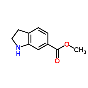341988-36-1 methyl 2,3-dihydro-1H-indole-6-carboxylatato