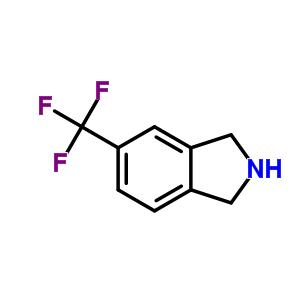 342638-03-3 5-(trifluoromethyl)-2,3-dihydro-1H-isoindole