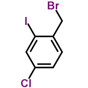4-氯-2-碘溴苄 343929-11-3