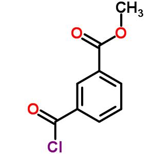 3441-03-0 methyl 3-(chlorocarbonyl)benzoate