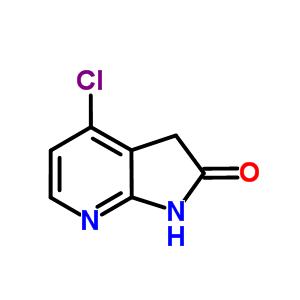 4-氯-1H-吡咯并[2,3-B]吡啶-2(3H)-酮 346599-62-0