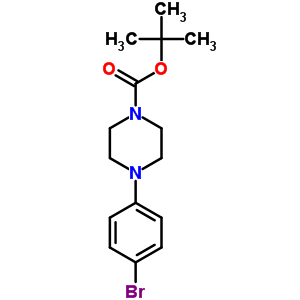 352437-09-3 tert-butyl 4-(4-bromophenyl)piperazine-1-carboxylate