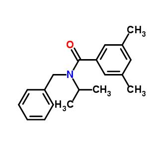 35256-86-1 N-benzyl-3,5-dimethyl-N-(propan-2-yl)benzamide