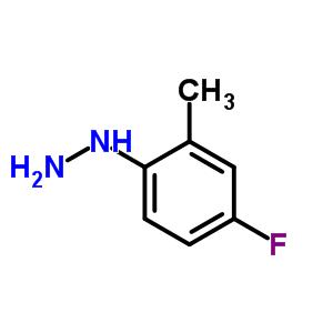 356534-04-8 (4-fluoro-2-methylphenyl)hydrazine