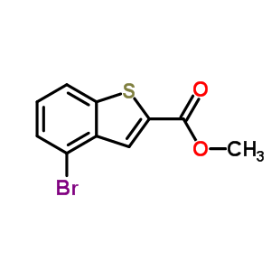 360575-29-7 methyl 4-bromo-1-benzothiophene-2-carboxylate