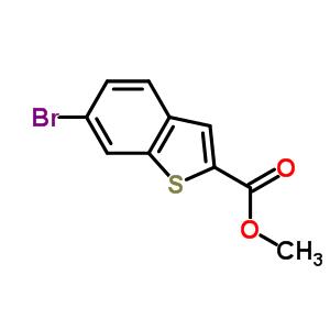 360576-01-8 methyl 6-bromo-1-benzothiophene-2-carboxylate