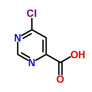 37131-91-2 6-Chloropyrimidine-4-carboxylic acid