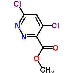 372118-01-9 methyl 4,6-dichloropyridazine-3-carboxylate
