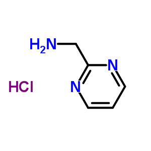 372118-67-7 1-pyrimidin-2-ylmethanamine hydrochloride