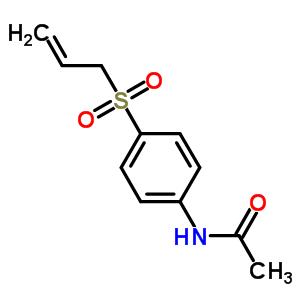 3729-42-8 N-[4-(prop-2-en-1-ylsulfonyl)phenyl]acetamide