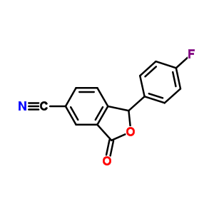 372941-48-5 1-(4-fluorophenyl)-3-oxo-1,3-dihydro-2-benzofuran-5-carbonitrile