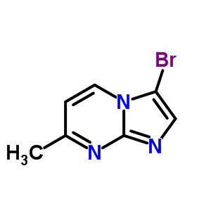 375857-62-8 3-bromo-7-methylimidazo[1,2-a]pyrimidine