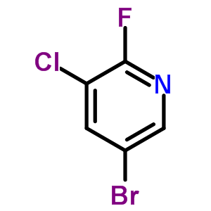 38185-56-7 5-bromo-3-chloro-2-fluoropyridine