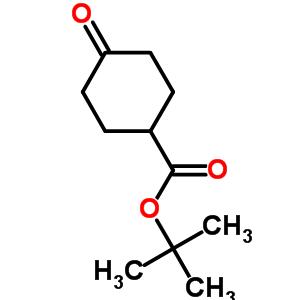 38446-95-6 tert-butyl 4-oxocyclohexanecarboxylate