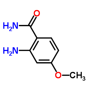 38487-91-1 2-amino-4-methoxybenzamide