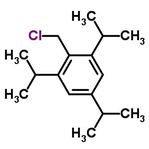38580-86-8 2-(chloromethyl)-1,3,5-tris(1-methylethyl)benzene